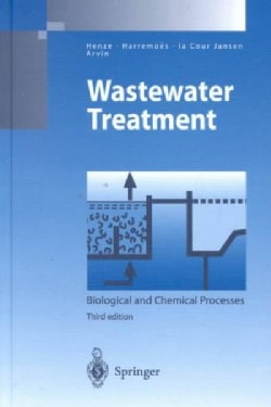 Wastewater Treatment: Biological and Chemical Processes (Hardcover)