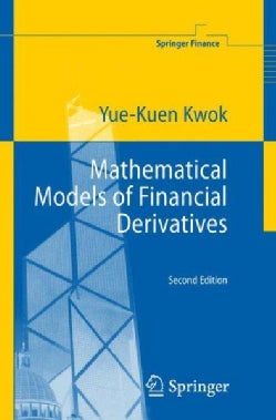 Mathematical Models of Financial Derivatives (Hardcover)