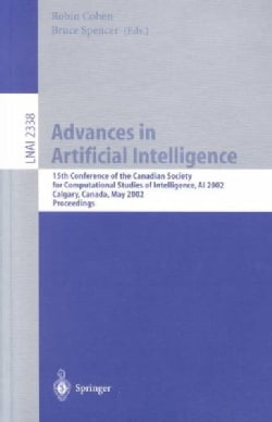 Advances in Artificial Intelligence: 15th Conference of the Canadian Society for Computational Studies of Intelli... (Paperback)