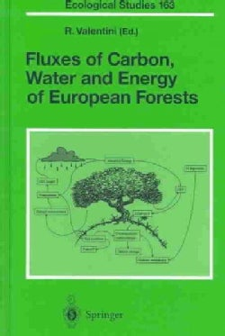 Fluxes of Carbon, Water and Energy of European Forests (Hardcover)