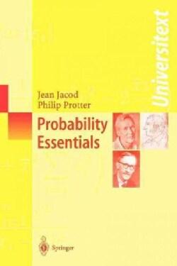 Probability Essentials (Paperback)