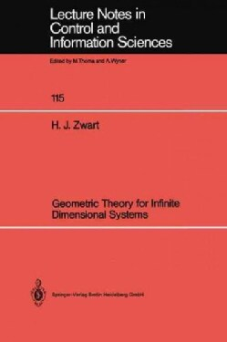 Geometric Theory for Infinite Dimensional Systems (Paperback)