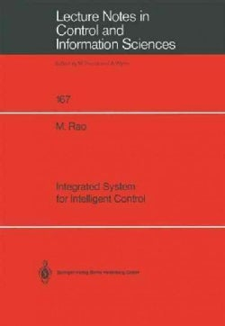 Integrated System for Intelligent Control (Paperback)