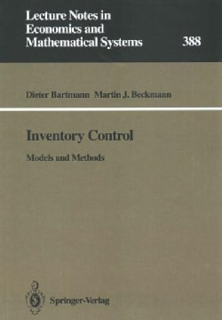 Inventory Control: Models and Methods (Paperback)