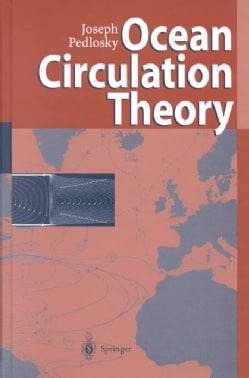 Ocean Circulation Theory (Hardcover)