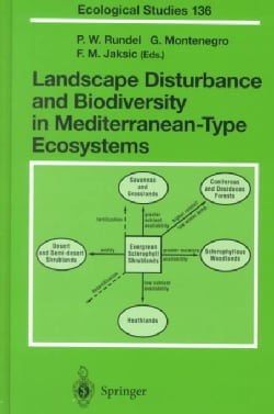 Landscape Disturbance and Biodiversity in Mediterranean-Type Ecosystems (Hardcover)