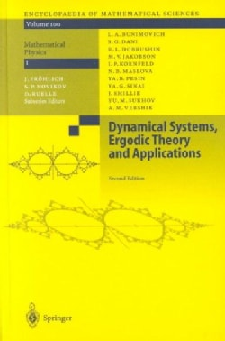 Dynamical Systems, Ergodic Theory and Applications (Hardcover)