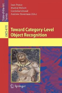 Toward Category-Level Object Recognition (Paperback)