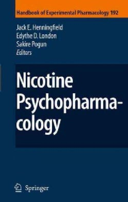 Nicotine Psychopharmacology (Hardcover)