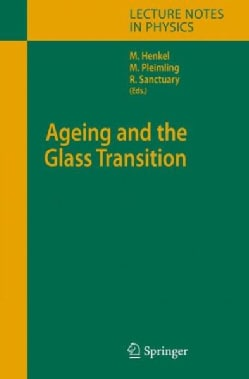 Ageing and the Glass Transition (Hardcover)