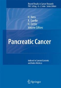 Pancreatic Cancer (Hardcover)