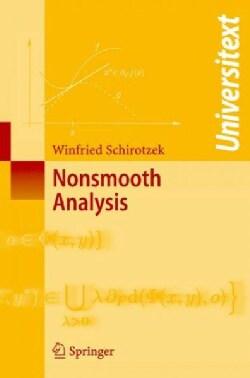 Nonsmooth Analysis (Paperback)