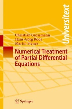 Numerical Treatment of Partial Differential Equations (Paperback)