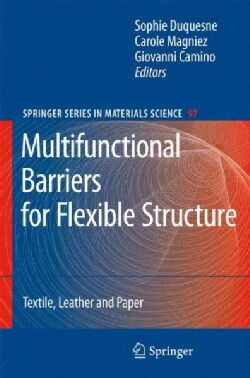 Multifunctional Barriers for Flexible Structure: Textile, Leather and Paper (Hardcover)