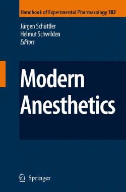 Modern Anesthetics (Hardcover)