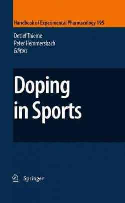 Doping in Sports (Hardcover)