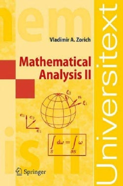 Mathematical Analysis II (Paperback)