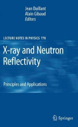 X-Ray and Neutron Reflectivity: Principles and Applications (Hardcover)