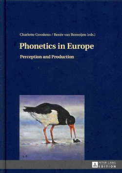 Phonetics in Europe: Perception and Production (Hardcover)