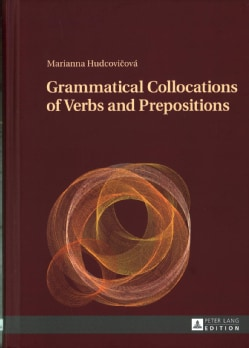 Grammatical Collocations of Verbs and Prepositions (Hardcover)