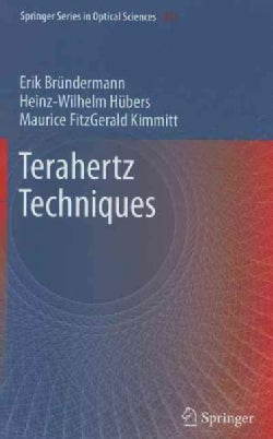 Terahertz Techniques (Hardcover)