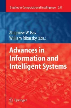 Advances in Information and Intelligent Systems (Hardcover)