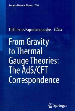From Gravity to Thermal Gauge Theories: The Ads/CFT Correspondence (Paperback)