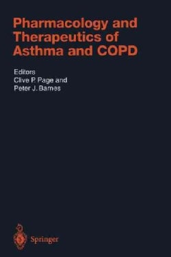 Pharmacology and Therapeutics of Asthma and COPD (Paperback)