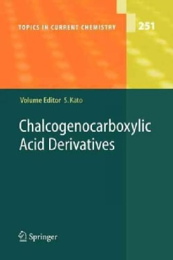 Chalcogenocarboxylic Acid Derivatives (Paperback)