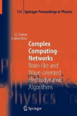 Complex Computing-networks: Brain-like and Wave-oriented Electrodynamic Algorithms (Paperback)