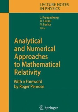 Analytical and Numerical Approaches to Mathematical Relativity (Paperback)