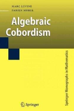 Algebraic Cobordism (Paperback)