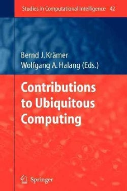 Contributions to Ubiquitous Computing (Paperback)