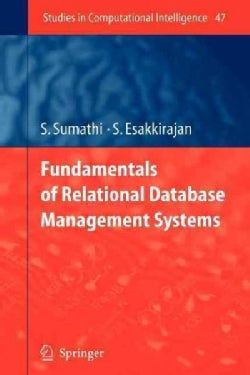 Fundamentals of Relational Database Management Systems (Paperback)