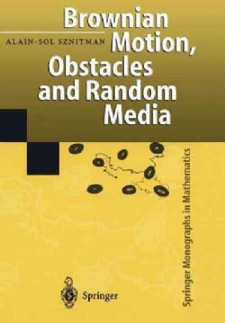 Brownian Motion, Obstacles and Random Media (Paperback)