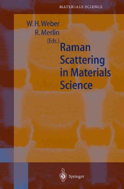 Raman Scattering in Materials Science (Paperback)