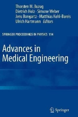 Advances in Medical Engineering (Paperback)