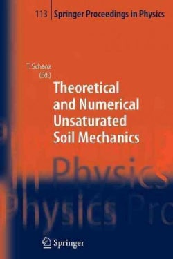 Theoretical and Numerical Unsaturated Soil Mechanics (Paperback)