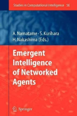 Emergent Intelligence of Networked Agents (Paperback)