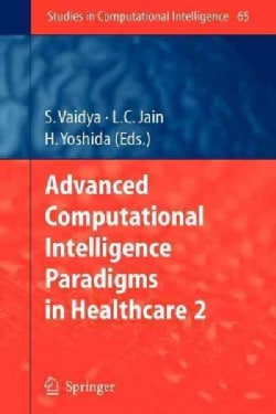Advanced Computational Intelligence Paradigms in Healthcare - 2 (Paperback)