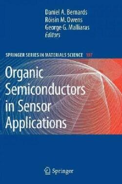 Organic Semiconductors in Sensor Applications (Paperback)