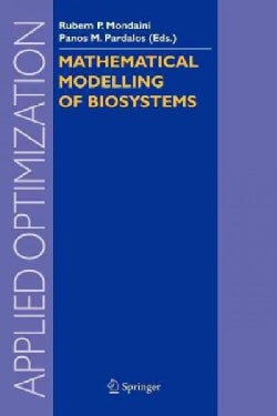 Mathematical Modelling of Biosystems (Paperback)