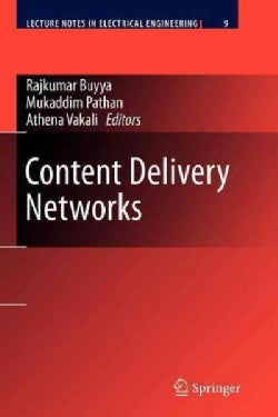 Content Delivery Networks (Paperback)
