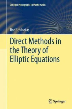 Direct Methods in the Theory of Elliptic Equations (Hardcover)