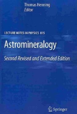 Astromineralogy: Extended Edition (Paperback)