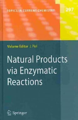 Natural Products via Enzymatic Reactions (Hardcover)