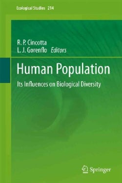 Human Population: Its Influences on Biological Diversity (Hardcover)
