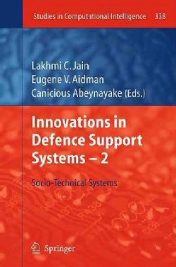 Innovations in Defence Support Systems 2: Socio-technical Systems (Hardcover)