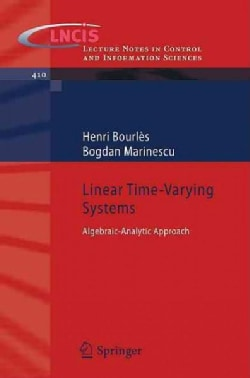 Linear Time-Varying Systems: Algebraic-Analytic Approach (Paperback)