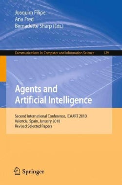 Agents and Artificial Intelligence: Second International Conference ICAART 2010 (Paperback)